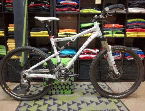 CANNONDALE RZ ONE TWENTY FEMMINE