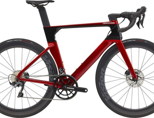 CANNONDALE SYSTEMSIX CARBON ULTEGRA (CANDY RED) (2021) – Listino Euro 4.999 – Per Info: 391.704.3910