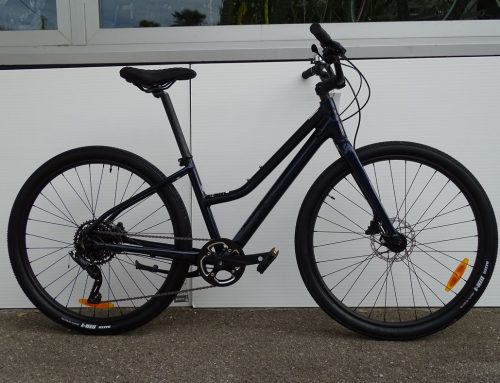 CANNONDALE TREADWELL TWO REMIXTE (Midnight) | Listino Euro 749 | X INFO: 391.704.3910